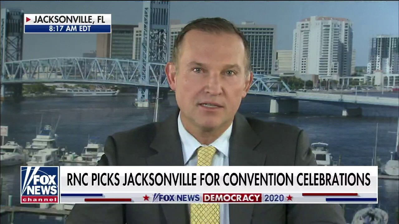Jacksonville mayor weighs in on hosting 2020 Republican National Convention