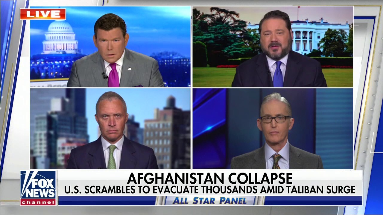 All-Star panel analyzes Biden admin's response to chaos in Afghanistan