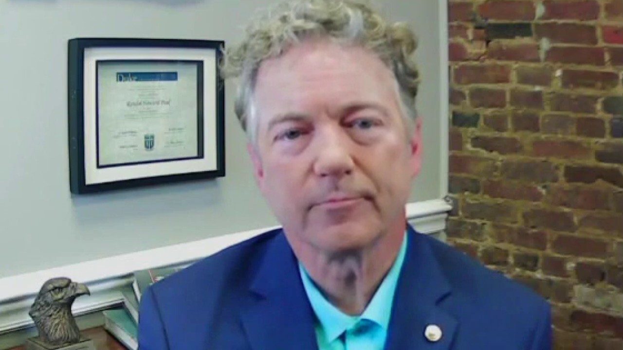 Sen. Paul slams MLB over moving All-Star Game, doing business with China