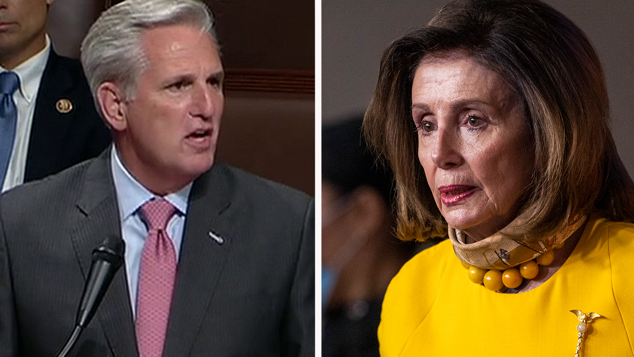 House Republicans file lawsuit against Pelosi to stop proxy voting