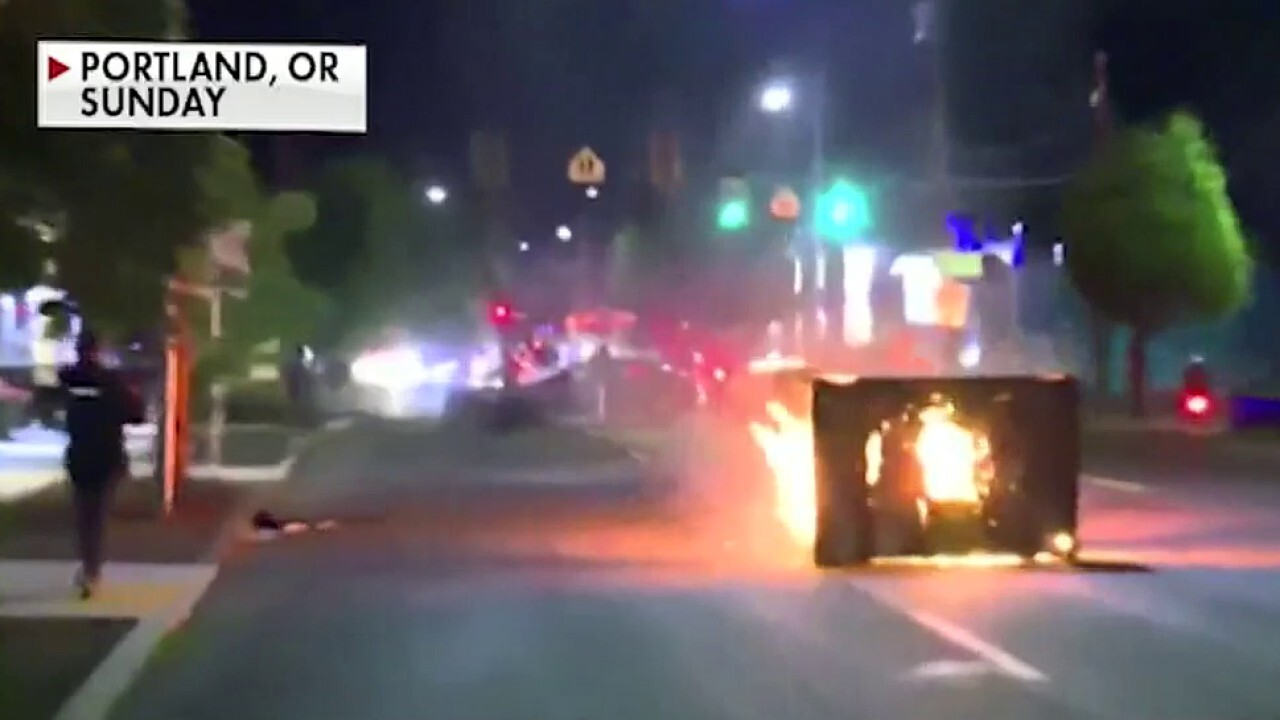 Portland protests move into 'usually quiet nighttime streets,' report says