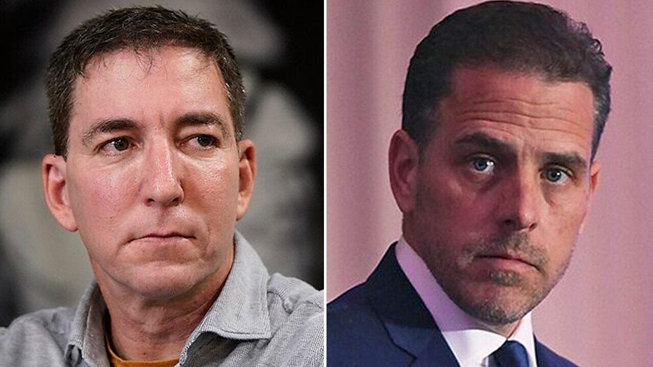 Joe Concha praises Glenn Greenwald for 'gutsy and unique' resignation