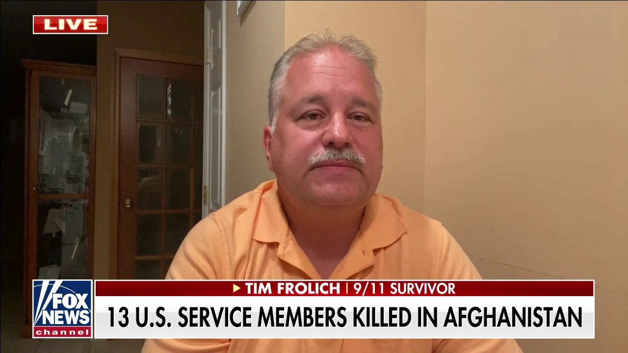 Afghanistan appears to have become a Taliban 'hotbed': 9/11 survivor