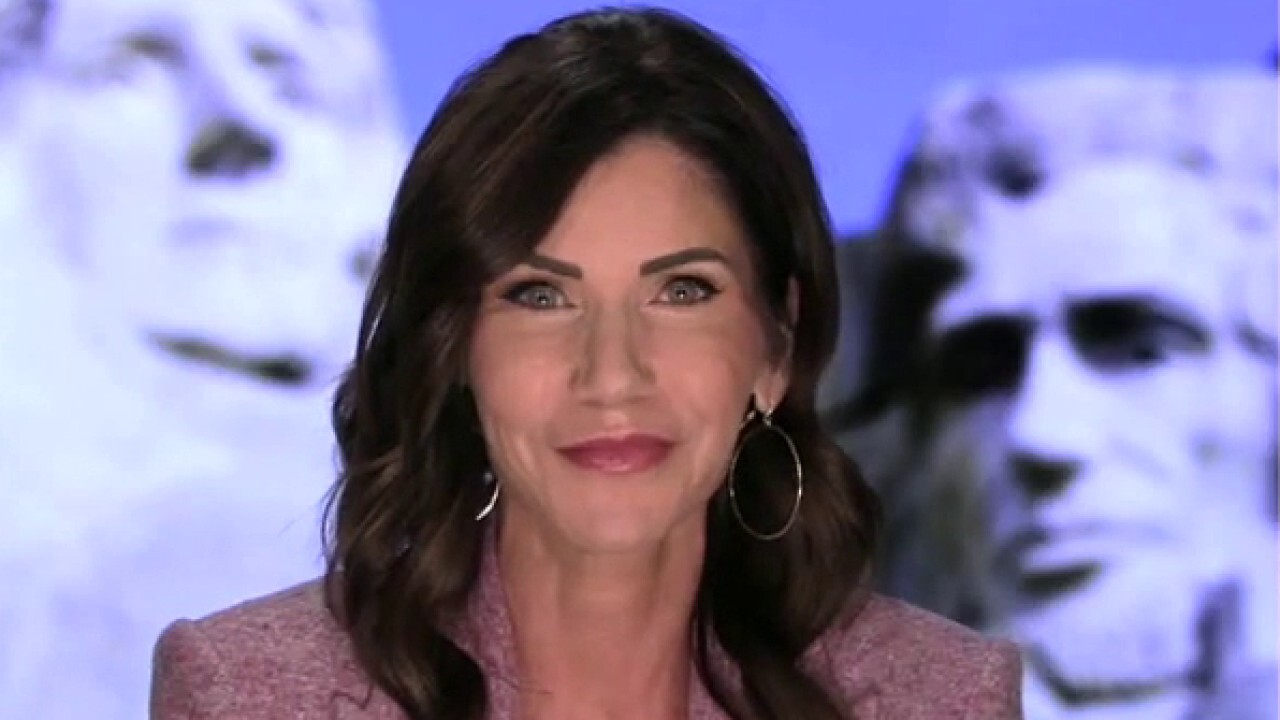 Gov. Noem suing White House over Mount Rushmore fireworks ban