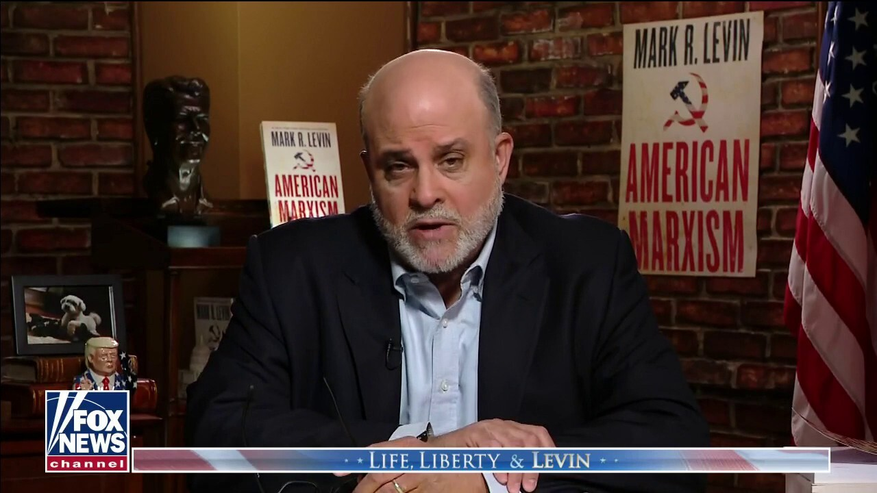 Mark Levin on district, city attorneys 'using power to advance political agenda'