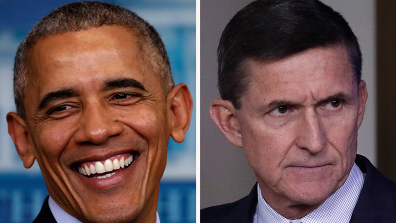 Obama says Flynn got off 'scot-free,' worries about rule of law