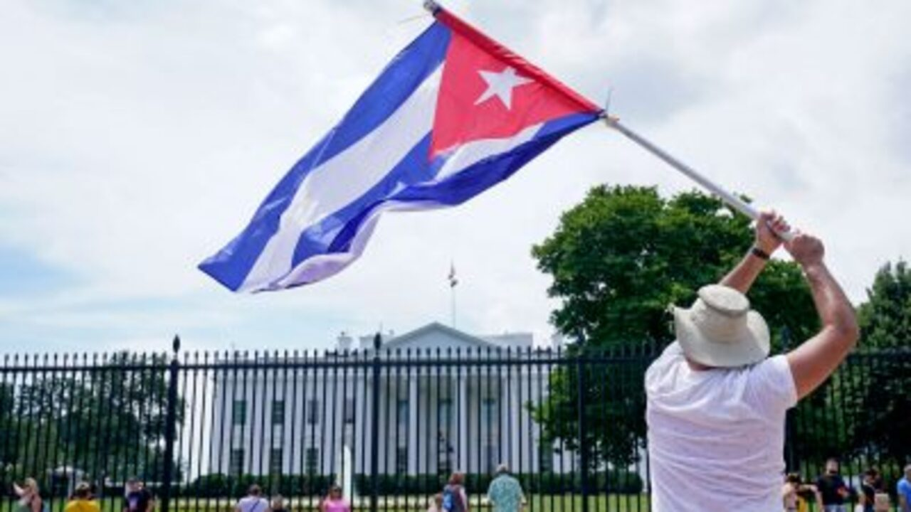 Mucarsel-Powell rejects AOC's blaming US for Cuba crisis, pans Trump response