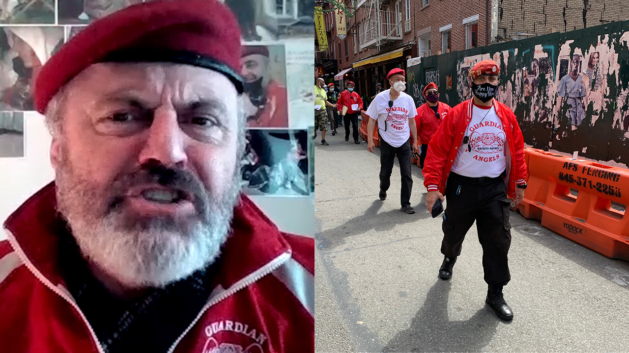Guardian Angels founder on defunding the police, 'This is a recipe for insanity'