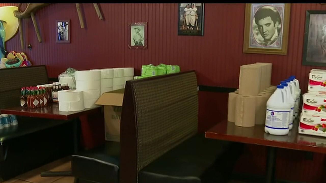 Restaurants fight to survive amid coronavirus crisis