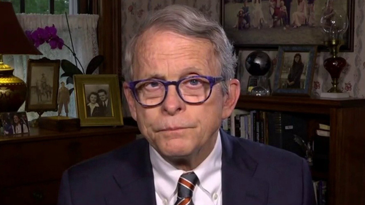 Gov. DeWine gives update as Ohio prepares to reopen indoor dining at restaurants