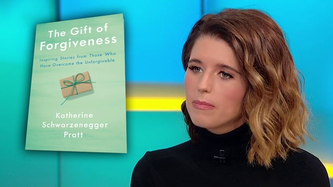 Katherine Schwarzenegger Pratt sits down with 'Fox & Friends' to discuss the inspiration behind her new book, 'The Power of Forgiveness.'