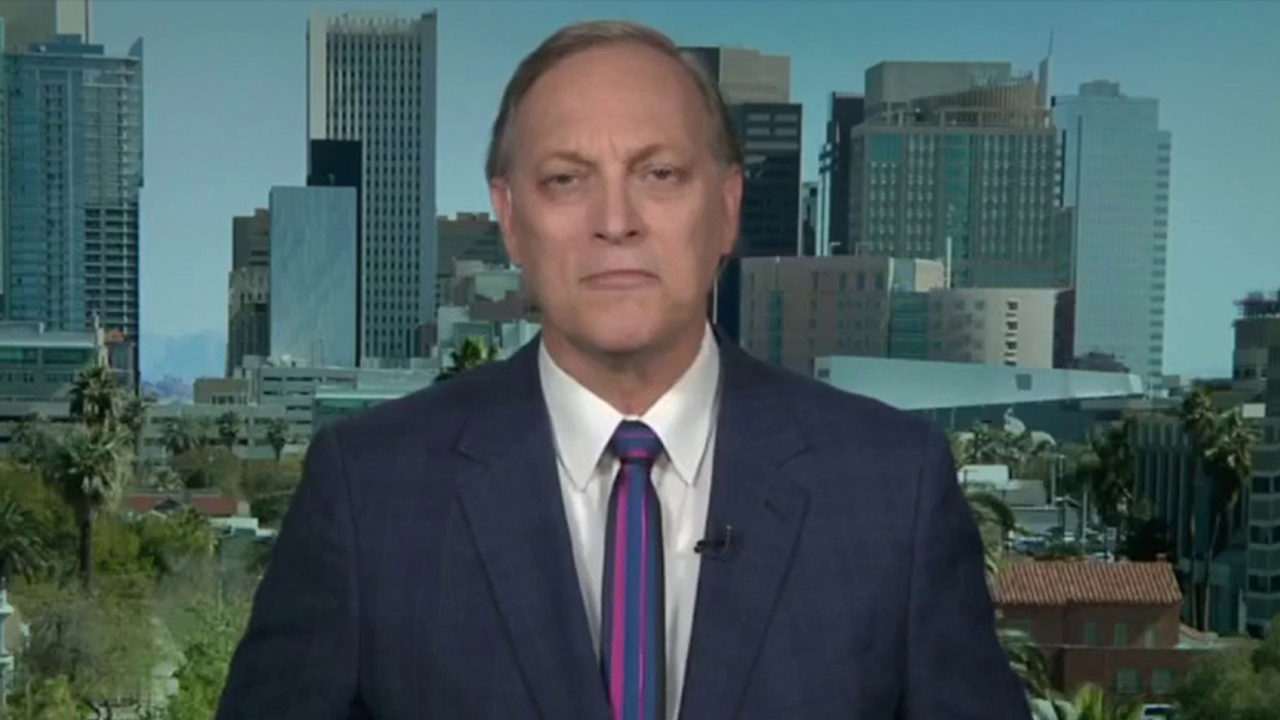 Rep. Andy Biggs on COVID-19 relief bill negotiations, Arizona virus surge