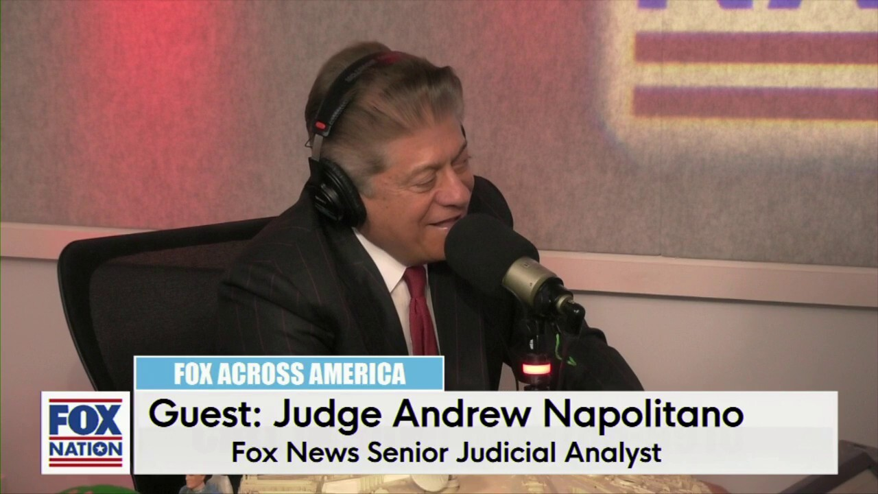Judge Napolitano and Jimmy Failla