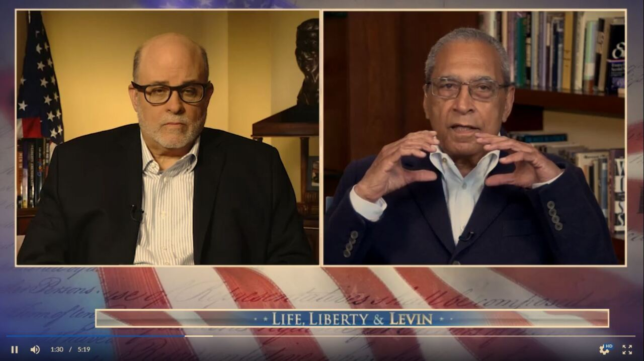 Steele: Biden an 'expert' at virtue signaling, as critical race theory takes forefront
