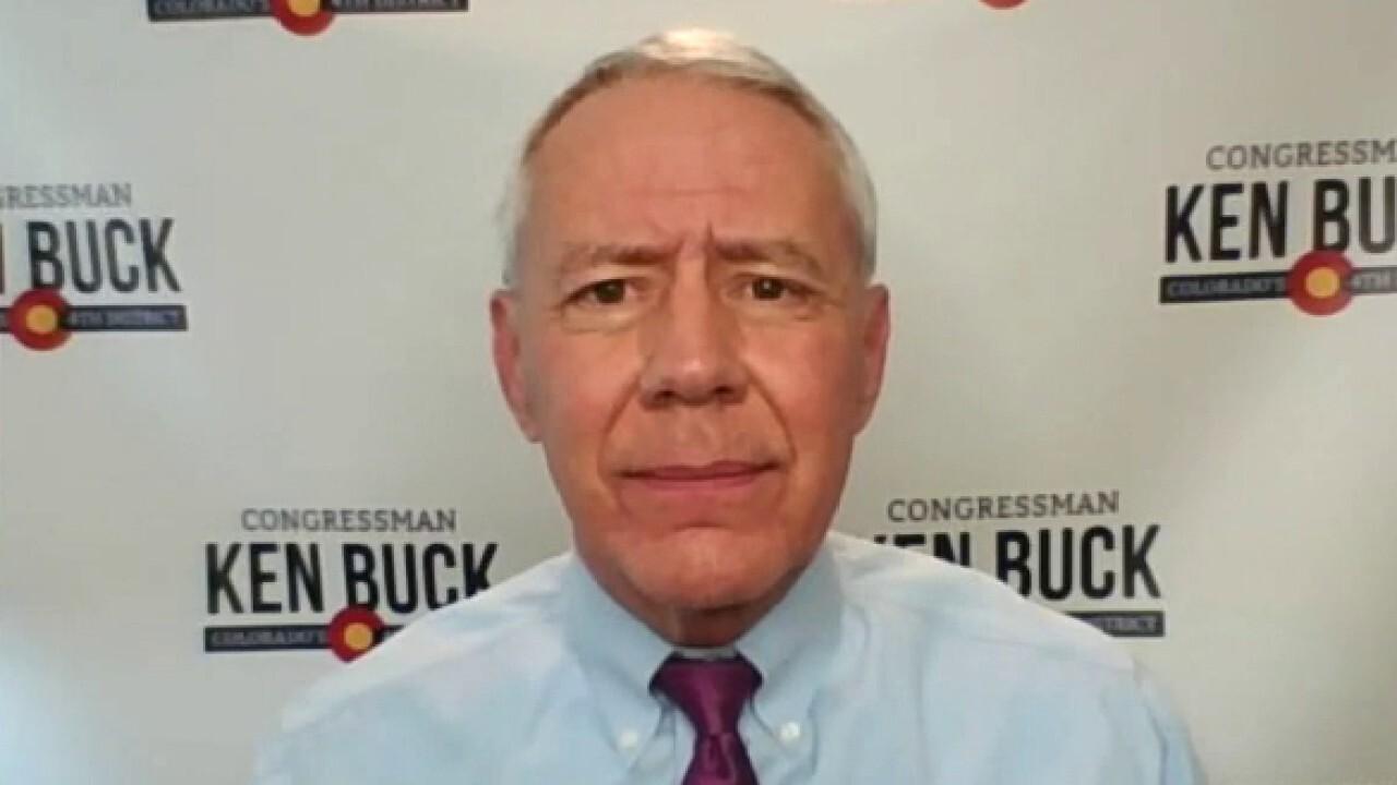 Big Tech will censor liberals next if Congress doesn't act: Rep. Buck