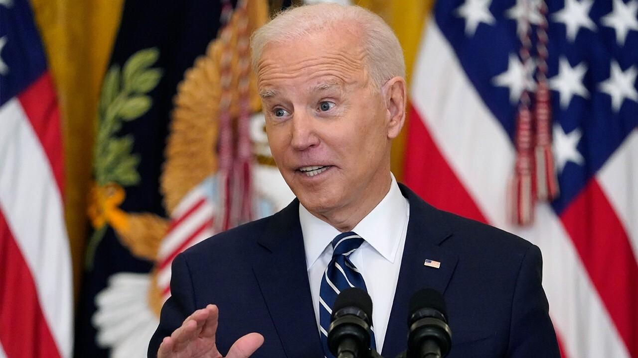 Border Patrol union chief: Someone needs to 'fact check' Biden migrant claim