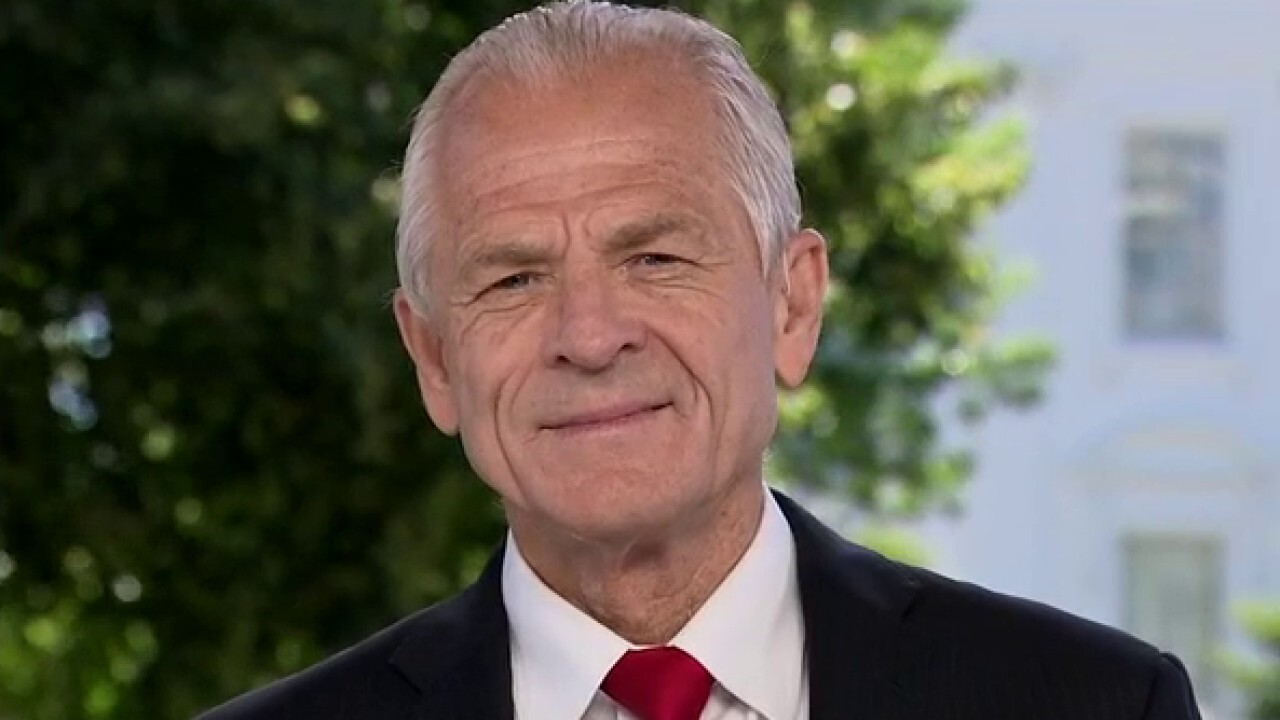 U.S. economy appears to begin recovery with 'better-than-expected' May jobs report; White House trade adviser Peter Navarro joins 'Sunday Morning Futures.'