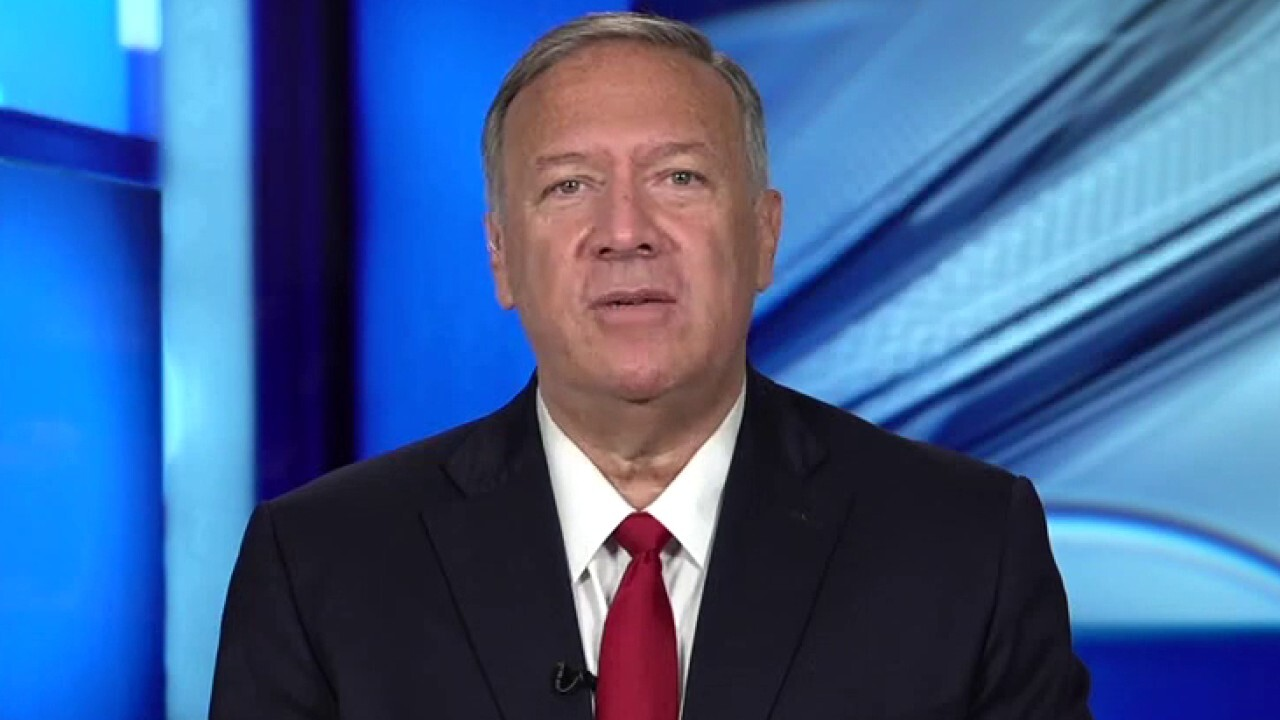 Pompeo: US adversaries watching America 'destroy' its alliances amid Afghanistan exit
