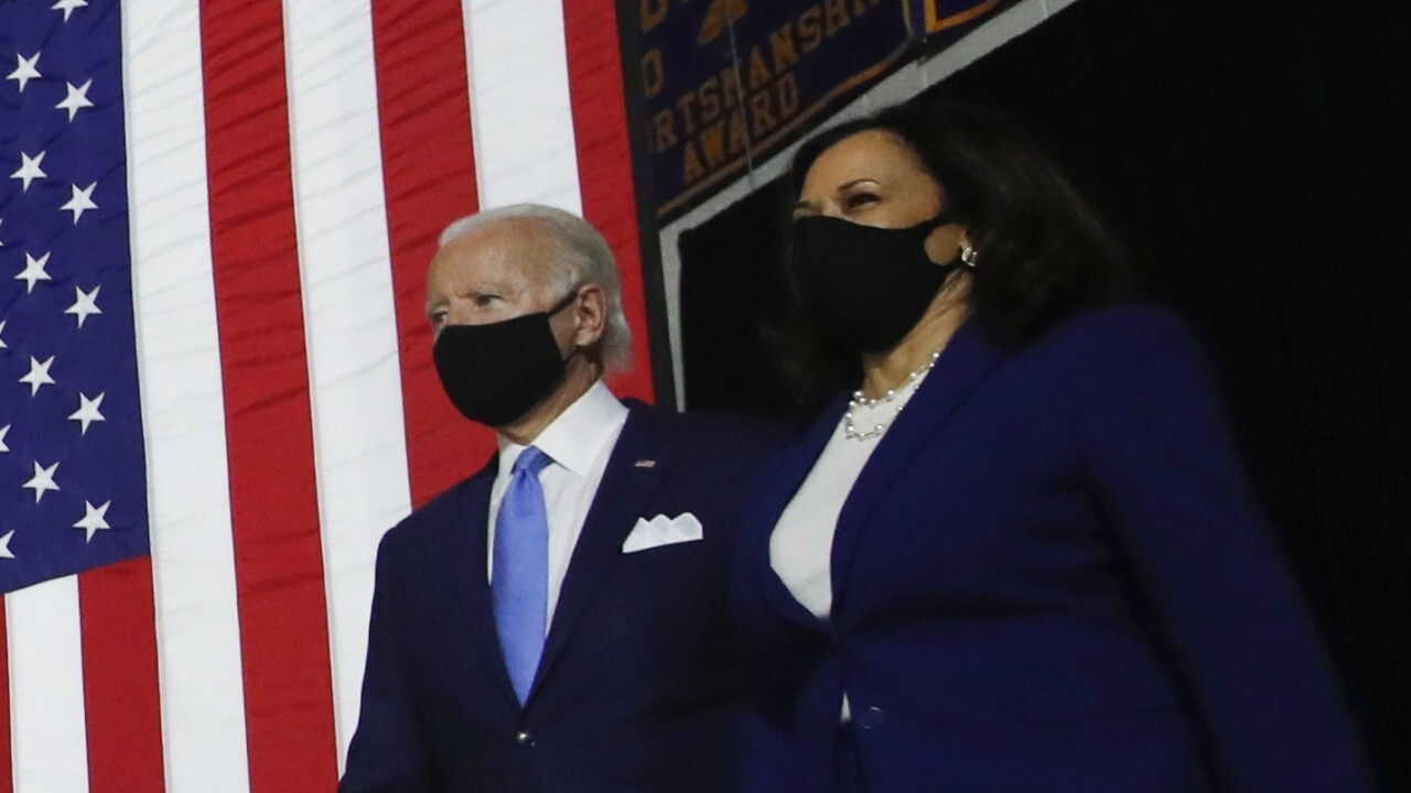 Biden says campaign raised $26M since Kamala Harris announcement, in its largest daily haul