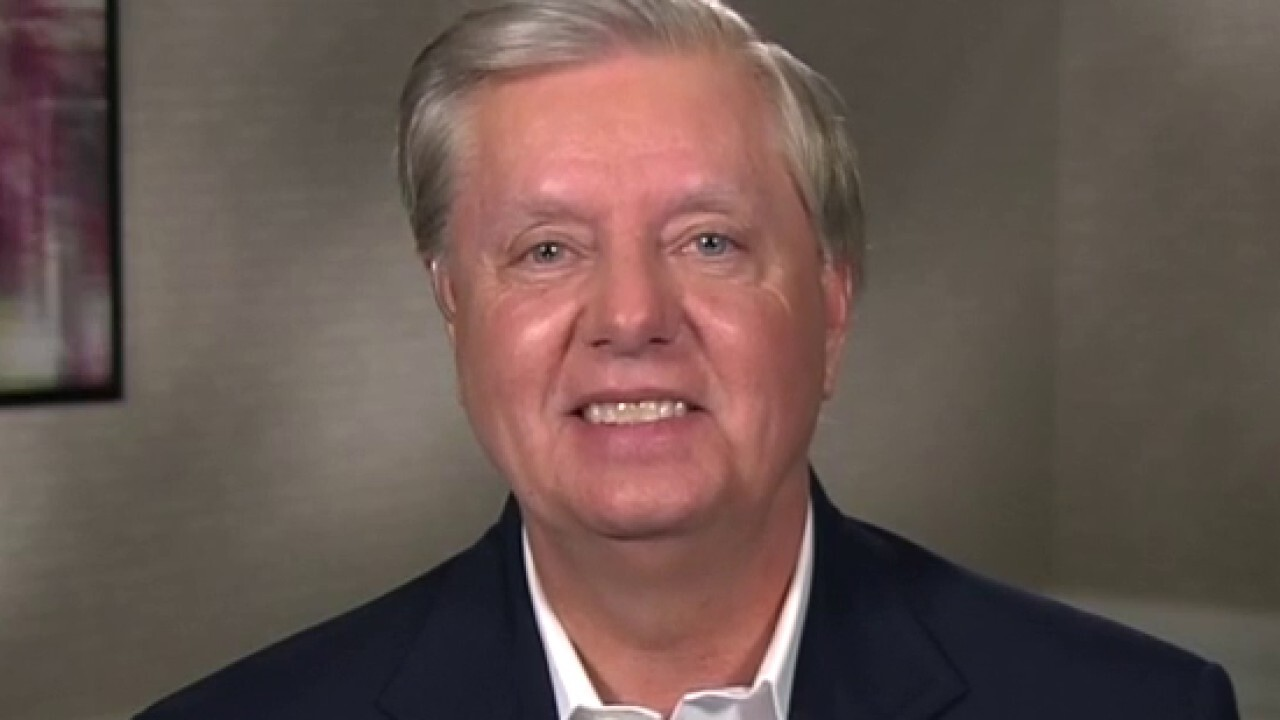 Sen. Graham on Flynn case: No place in America for 'vindictive justice'