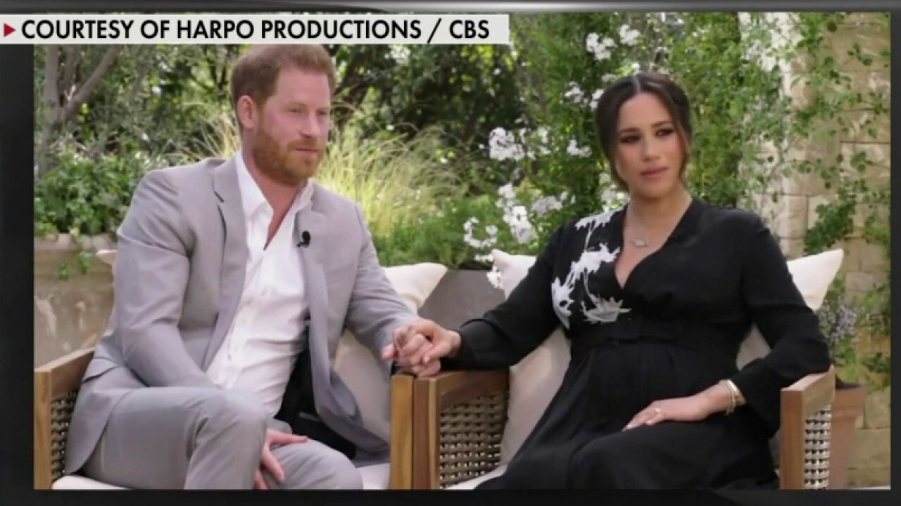 Harry and Meghan interview was 'utterly ridiculous from start to finish': Piers Morgan