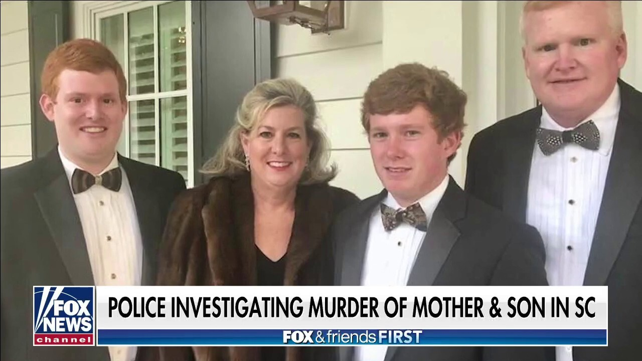 Son of prominent South Carolina legal family found murdered with mother