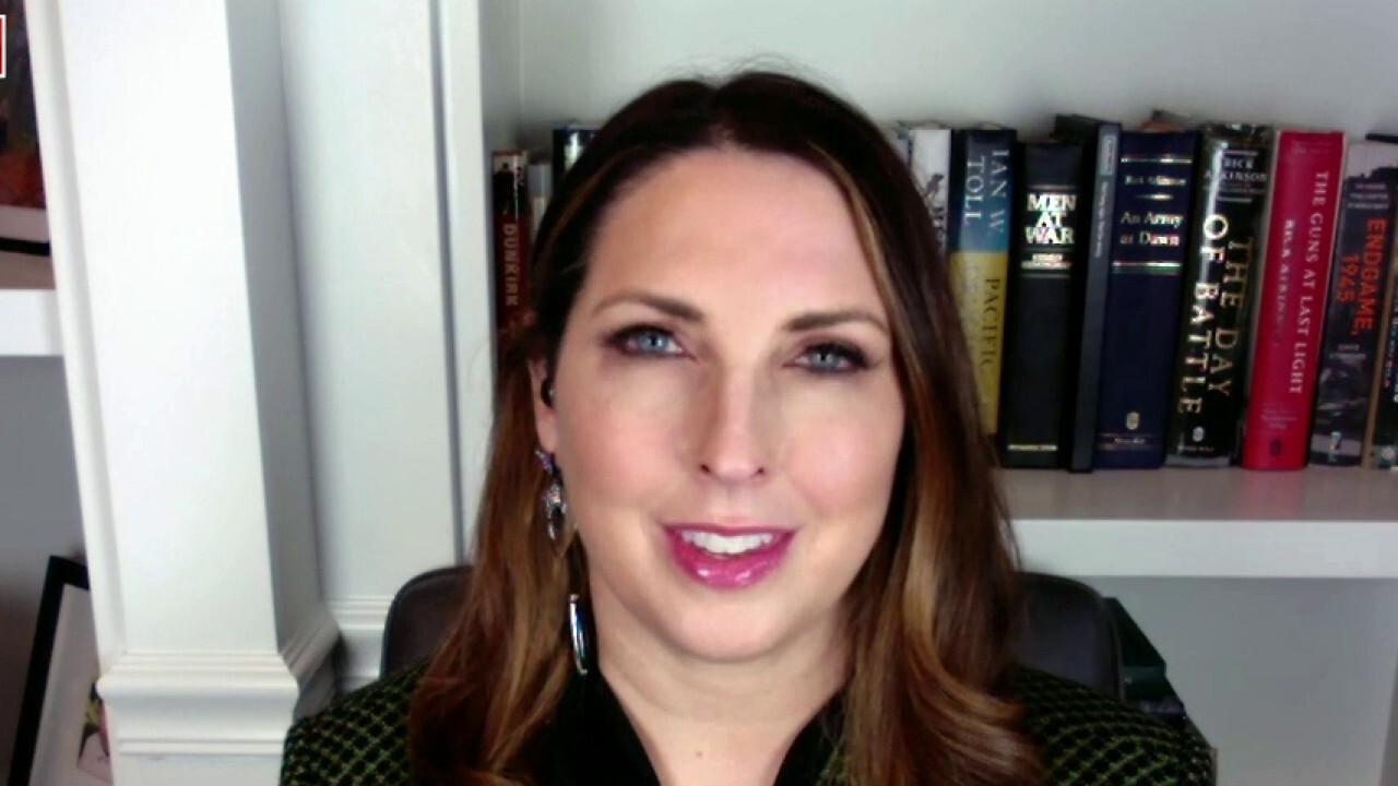 RNC chair reacts to sweeping Biden executive orders