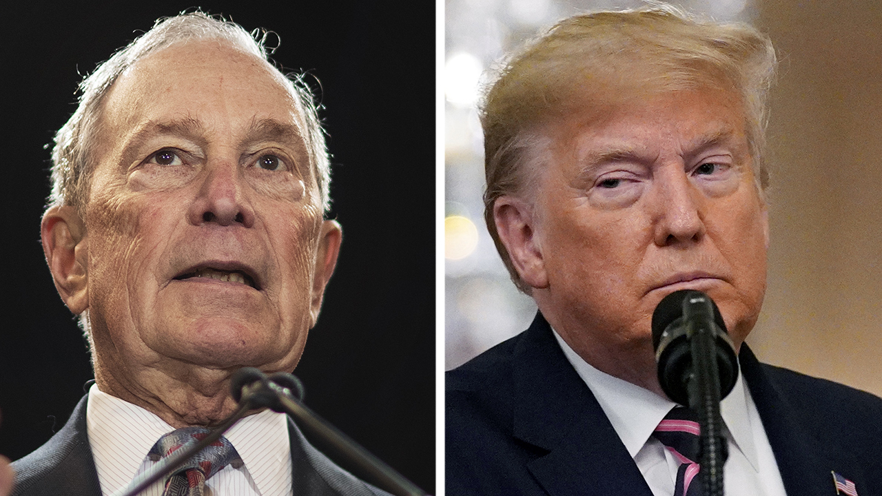 Bloomberg and Trump clash as questions surround how NYC mayor will fare in 2020 race