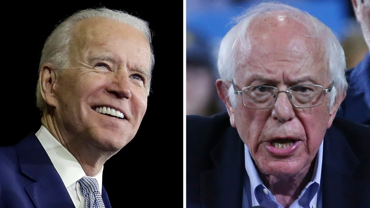 Establishment lifts Biden over Sanders insurgency on Super Tuesday