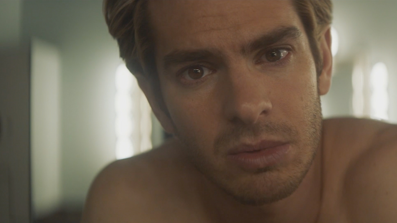 Andrew Garfield goes viral in new social media commentary movie 'Mainstream'