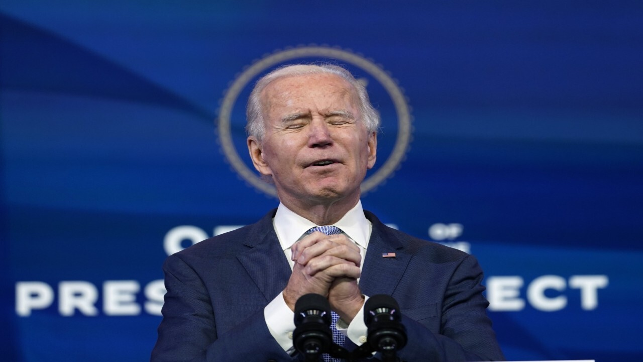 Biden, Harris face backlash over double standard claim for Capitol, BLM rioters