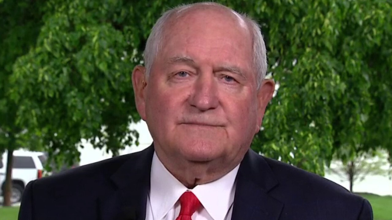 Agriculture Sec. Perdue on meat workers health concern amid coronavirus pandemic