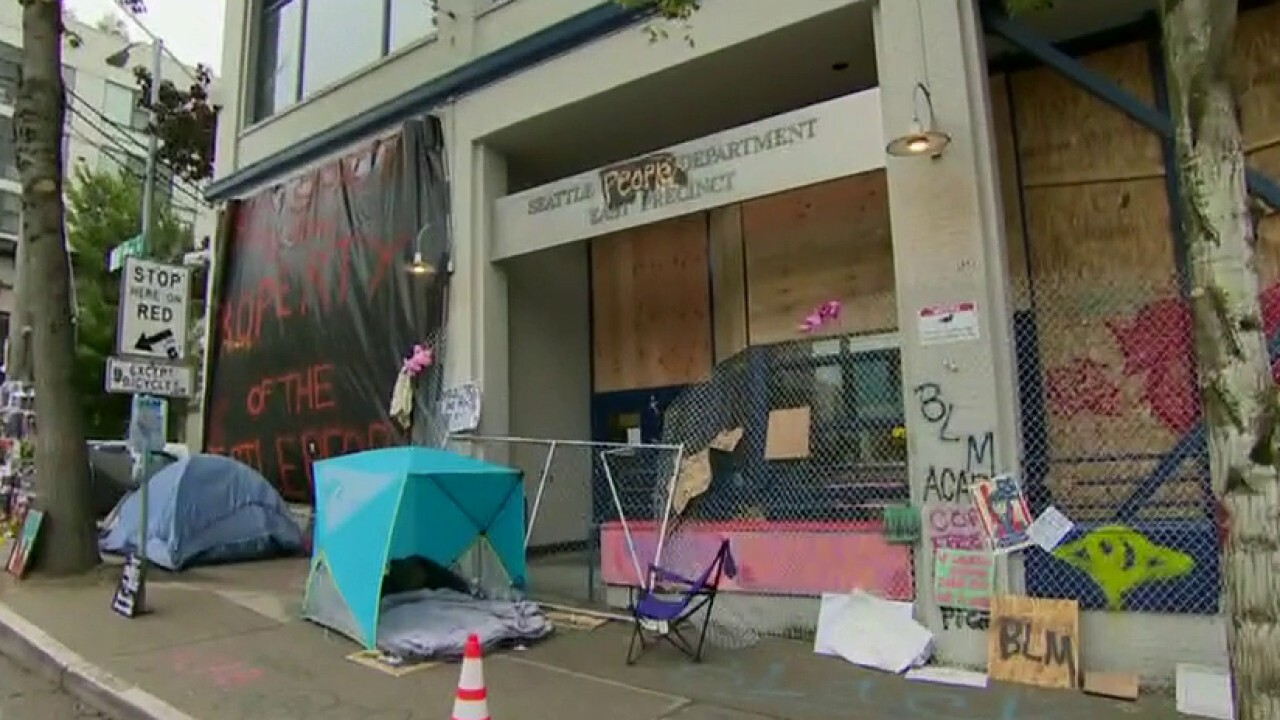 Daily Caller reports gives inside look at Seattle's autonomous zone on 'The Story.'