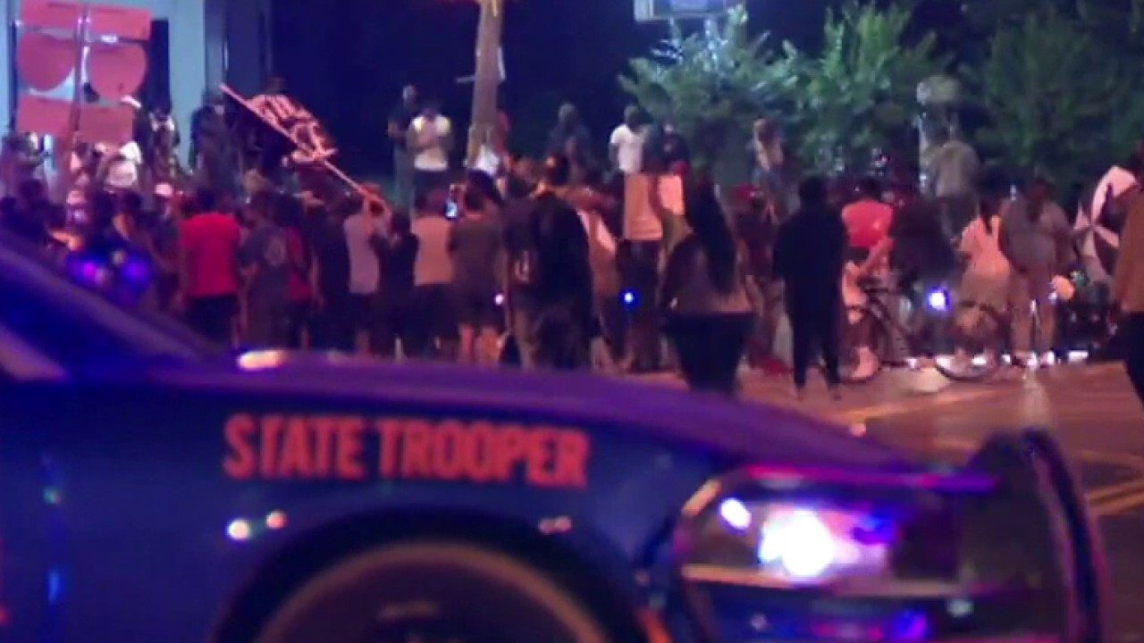 Riots erupt in Atlanta over death of Rayshard Brooks as controversy grows over police use of force