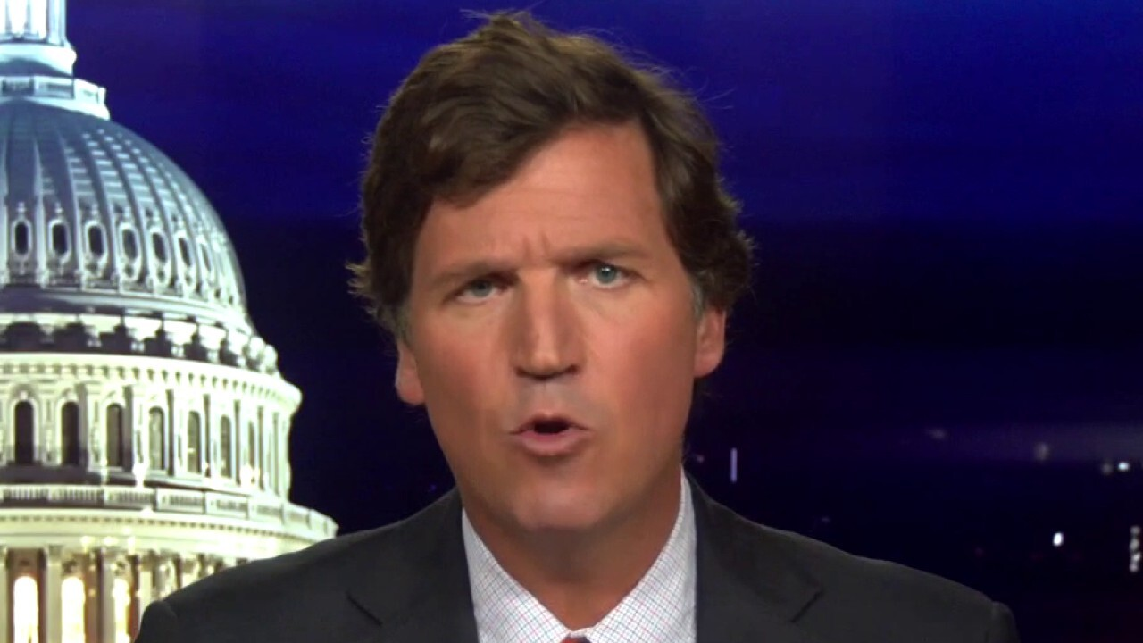 Tucker: We hope CNN isn't thinking of firing Chris Cuomo over the tape we aired