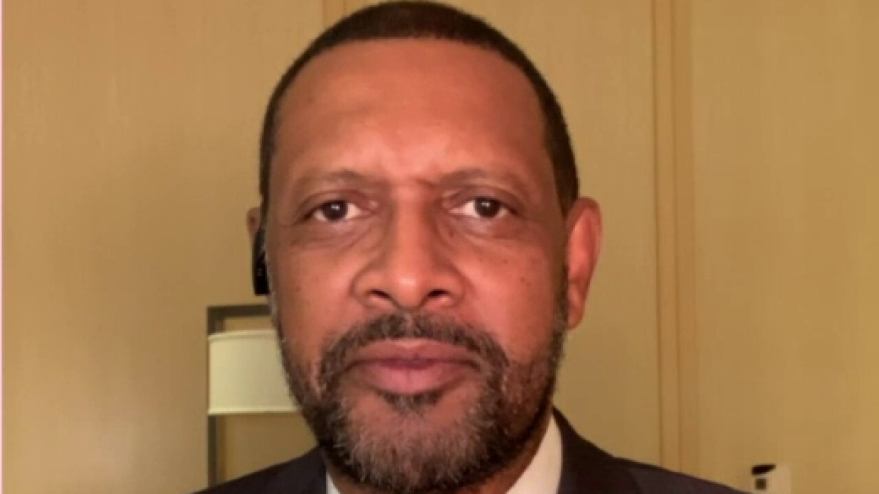 Georgia Democrat Vernon Jones slams Biden, says Trump is 'only one with Black agenda'