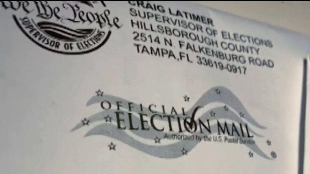 Supreme Court reinstates South Carolina mail-in balloting restriction
