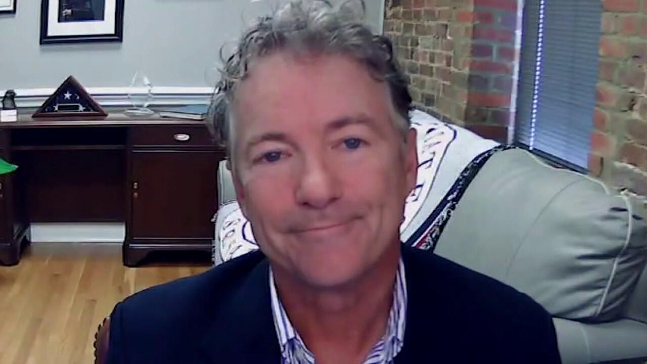 Sen. Rand Paul on violent riots, mobs terrorizing cities, citizens across America