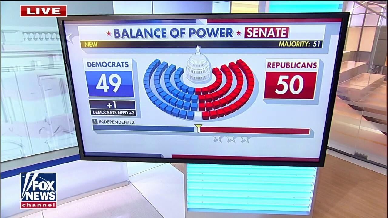 Is Joe Manchin now the most important senator for Republicans?