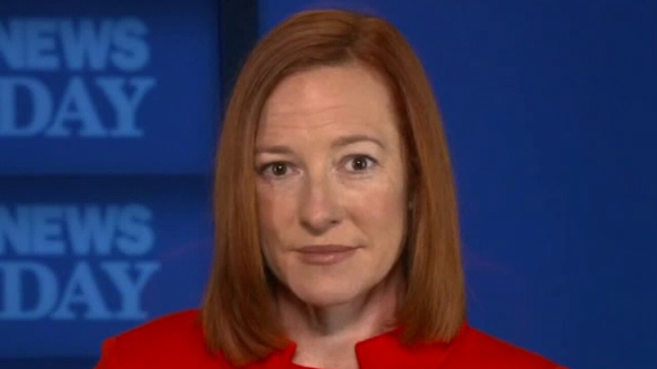 Jen Psaki: Border is 'closed,' CBP turning away adult migrants