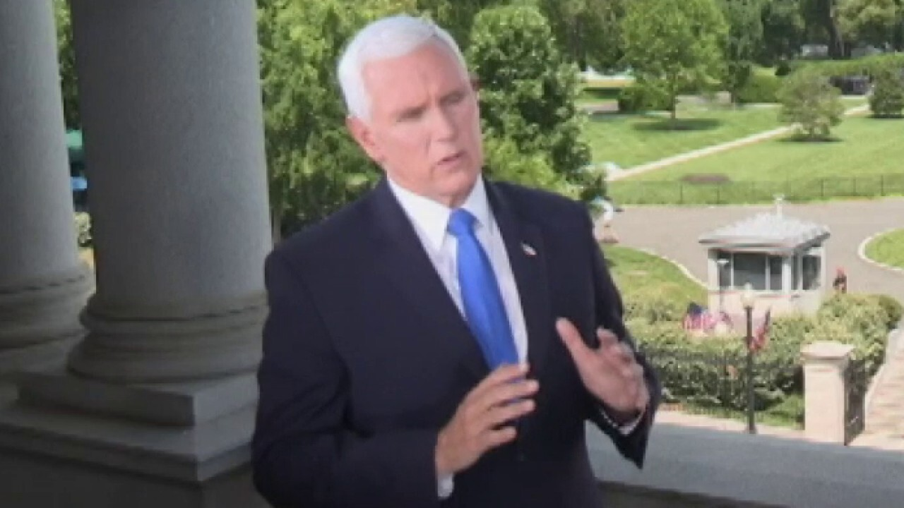 Mike Pence on General Mattis' statement regarding Trump