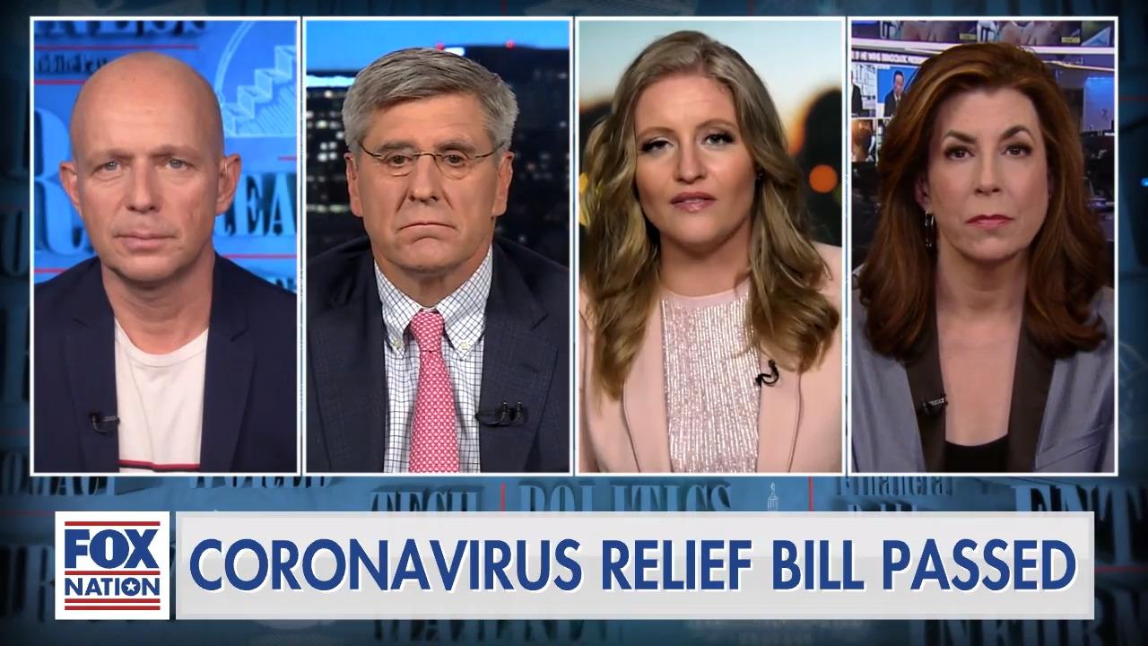 Trump safeguarding civil liberty amid coronavirus response, says Trump campaign legal advisor