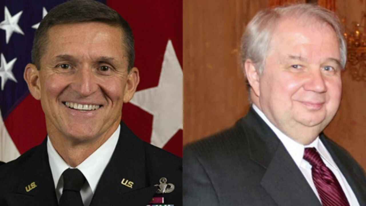 Outgoing acting DNI Grenell declassifies transcripts of calls between Michael Flynn and Russian Amb. Kislyak