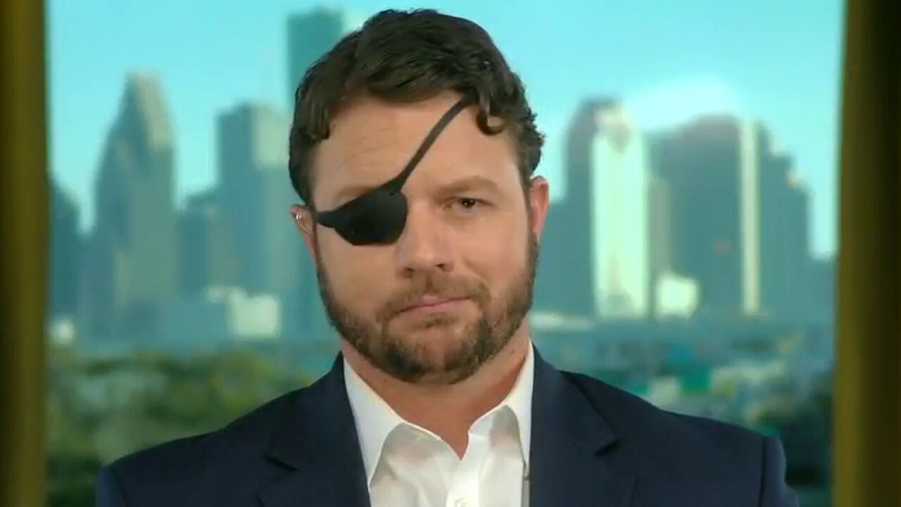 Dan Crenshaw: Liberal media doesn't like facts, they like to 'propagandize'