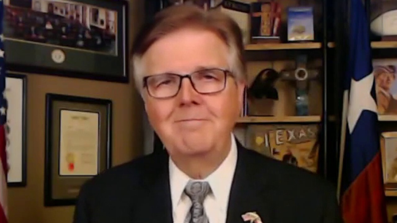 Lt. Gov. Dan Patrick encouraged that coronavirus fatalities in Texas remain flat: I think we're doing it right