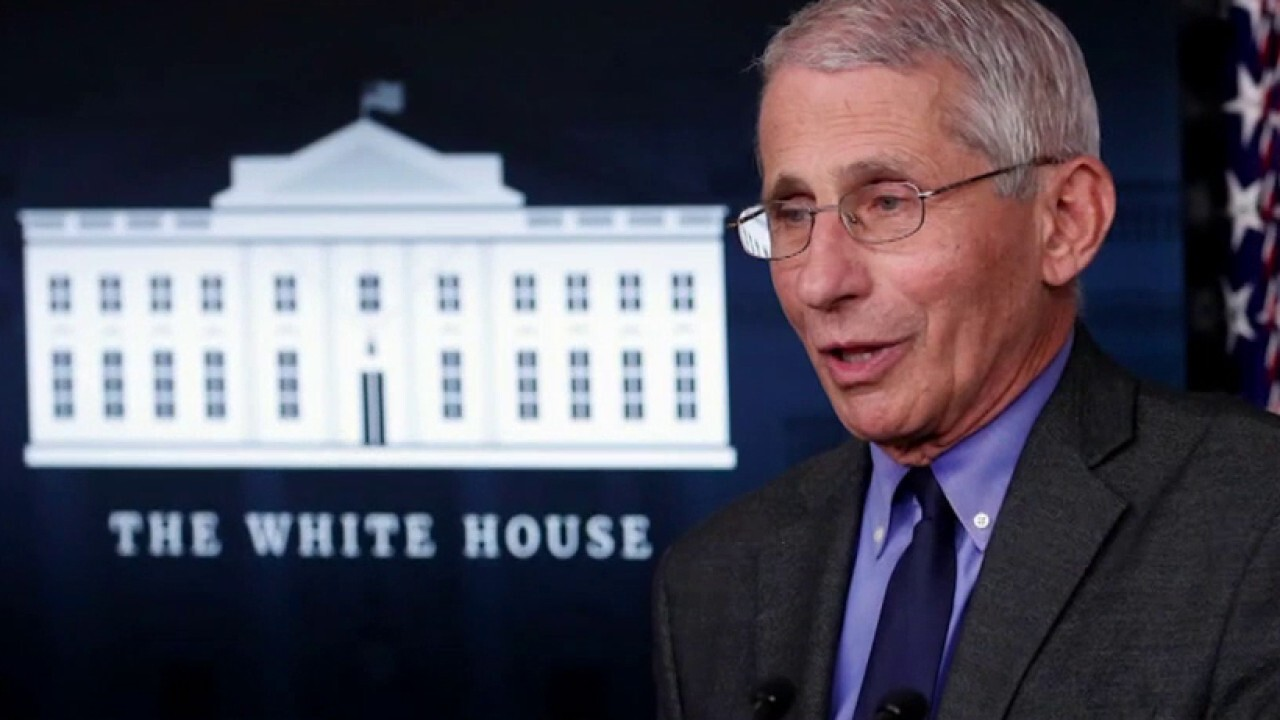 'The Five' slams for Fauci for equating an attack on him to an attack on science