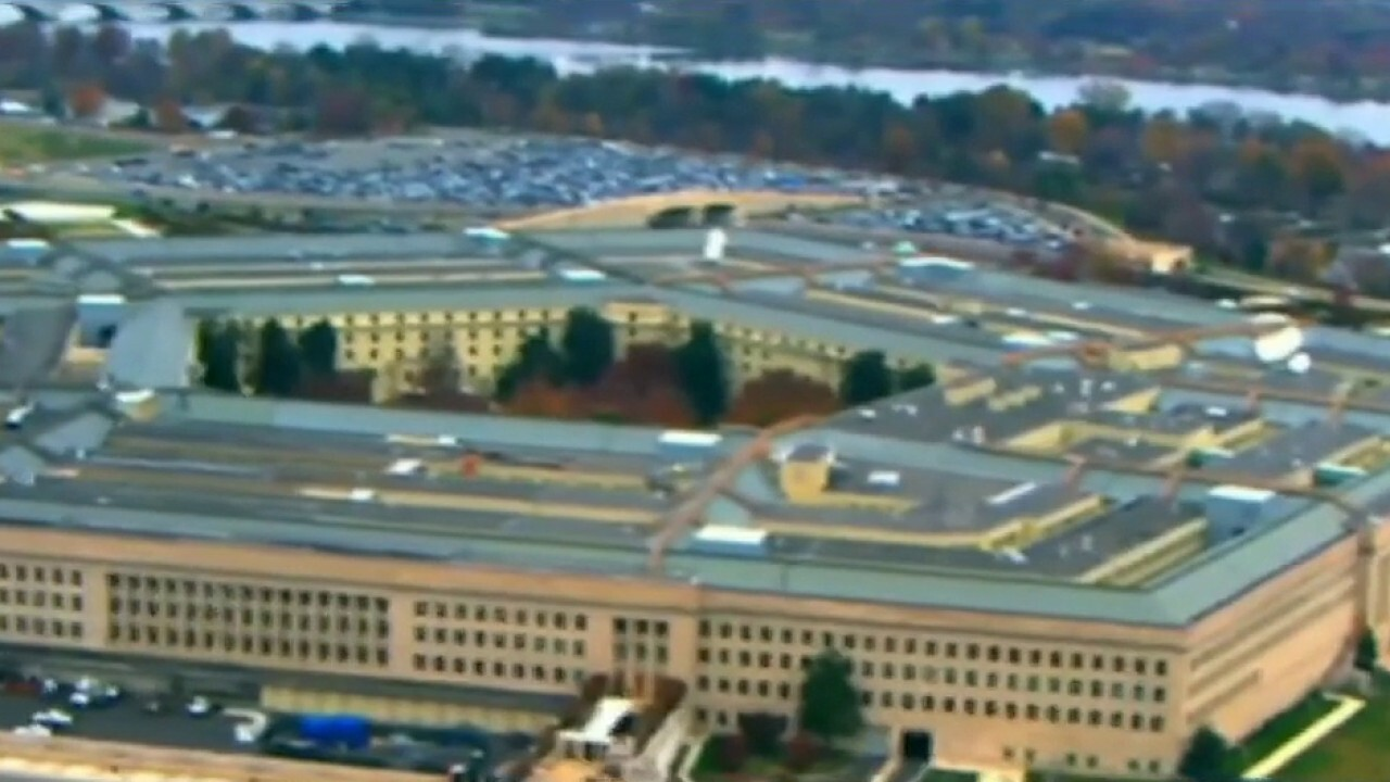 Pentagon investigating UFO images from Navy personnel