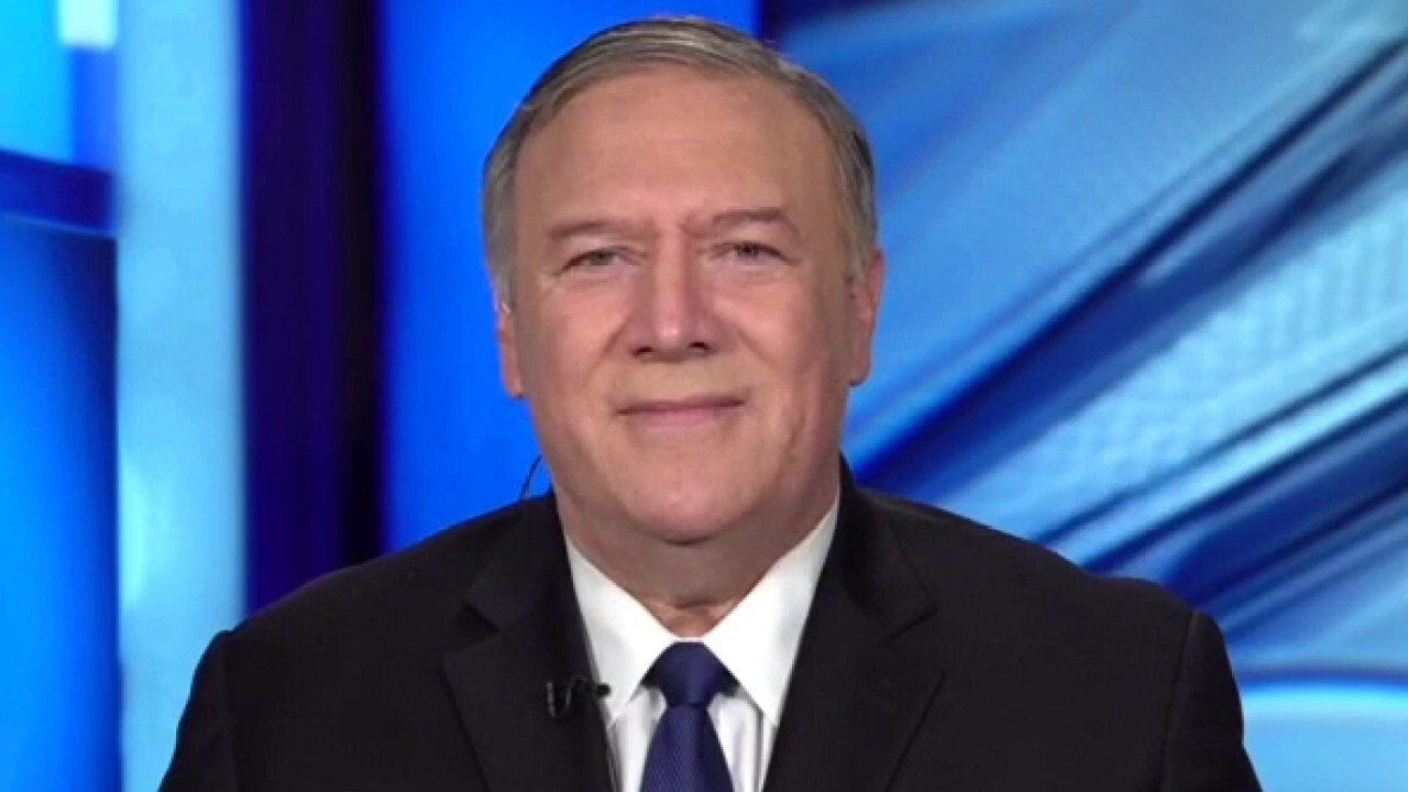 Pompeo on Taliban gaining ground: We have to protect ourselves from terrorism