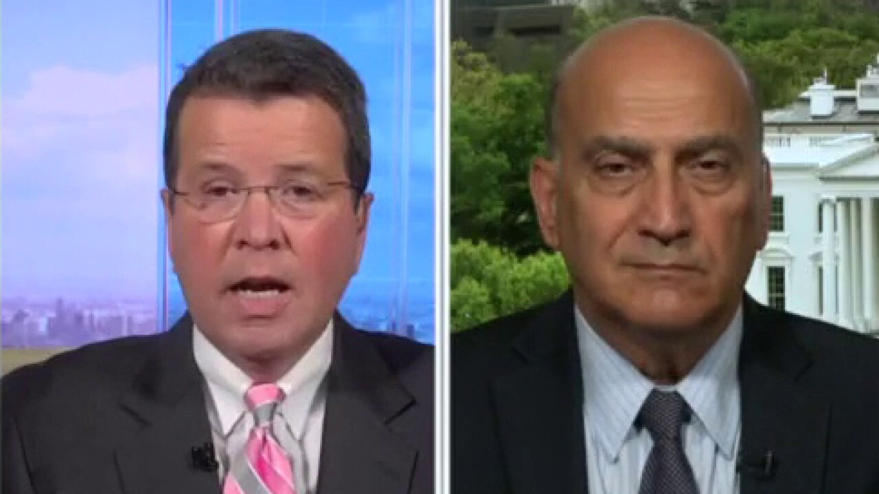 Walid Phares: 'The Taliban are suffocating the evacuation'