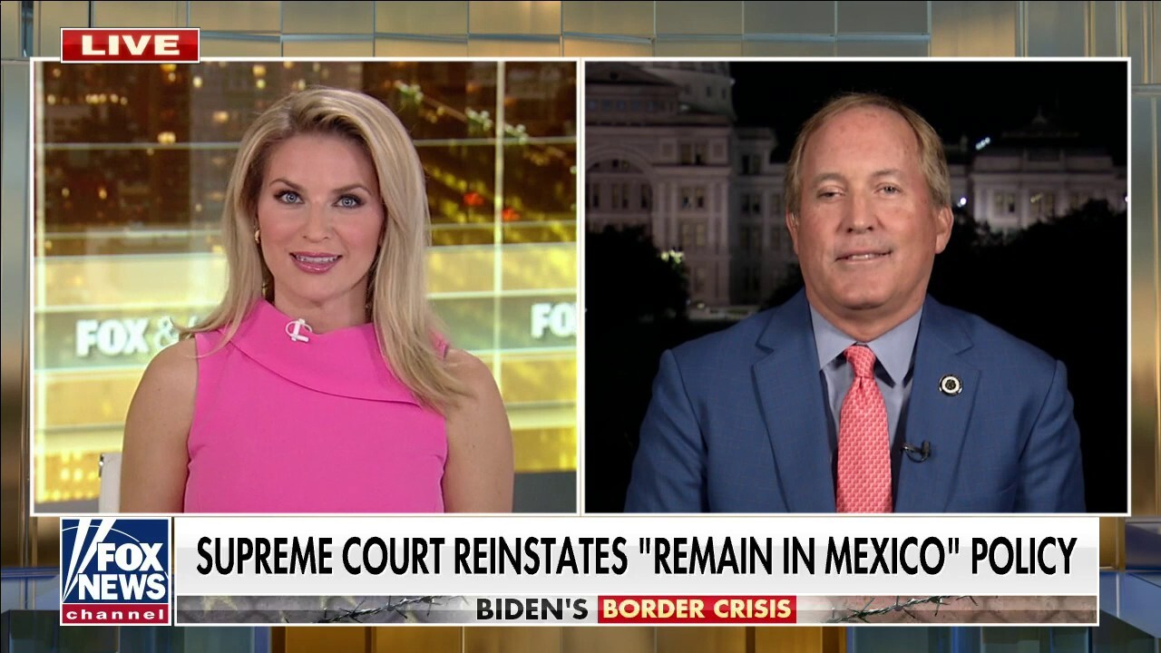 Supreme Court deals blow to Biden by reinstating 'Remain in Mexico' Policy